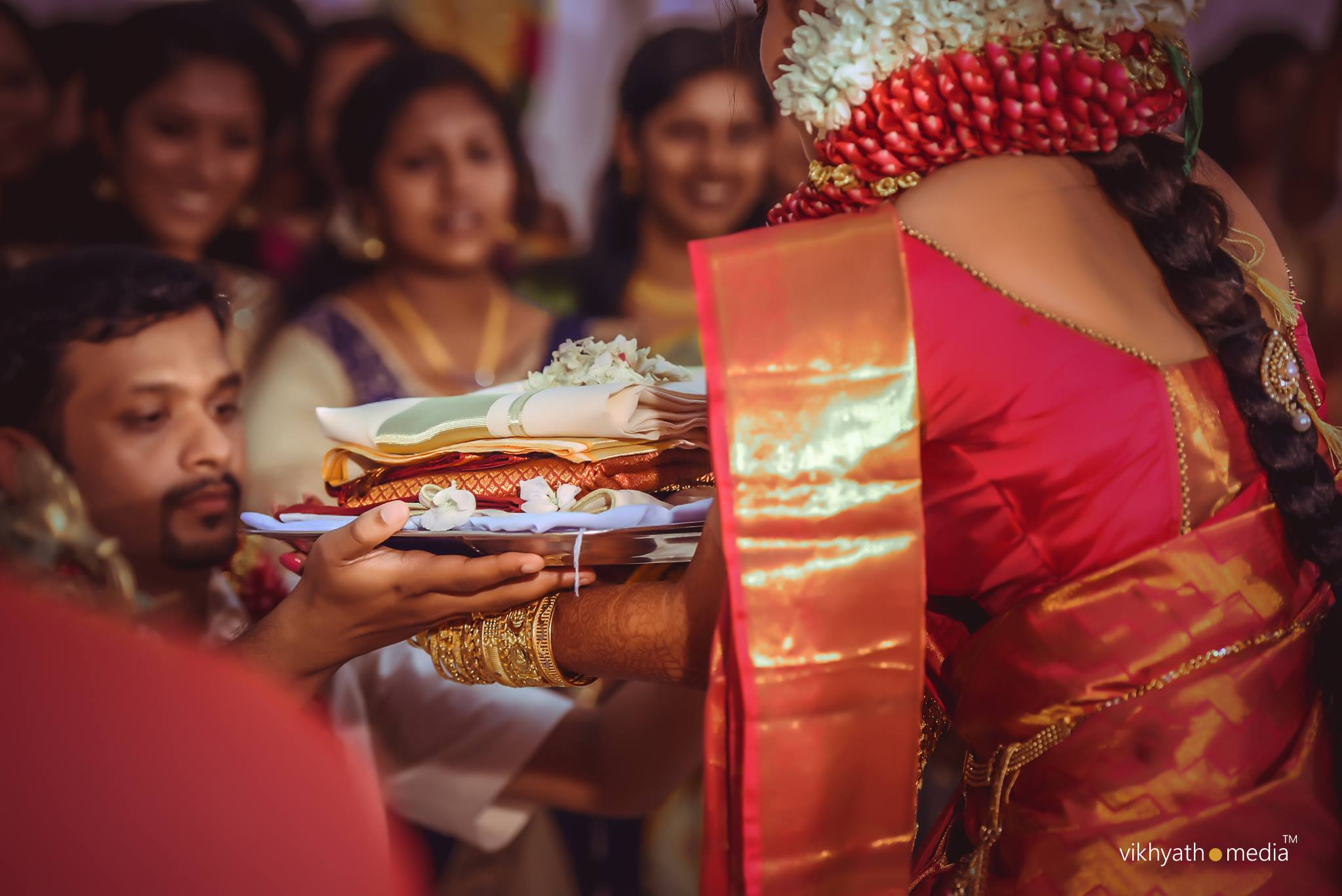 Nair wedding rituals