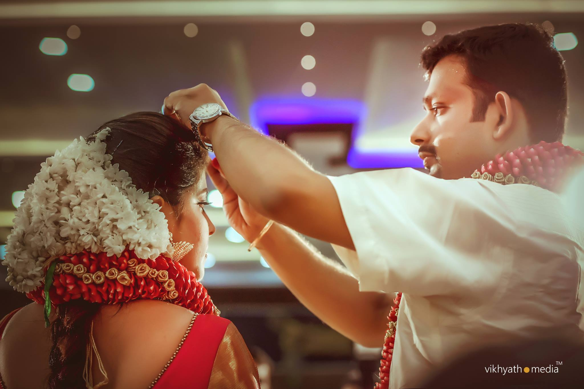 Kerala Hindu Wedding moments