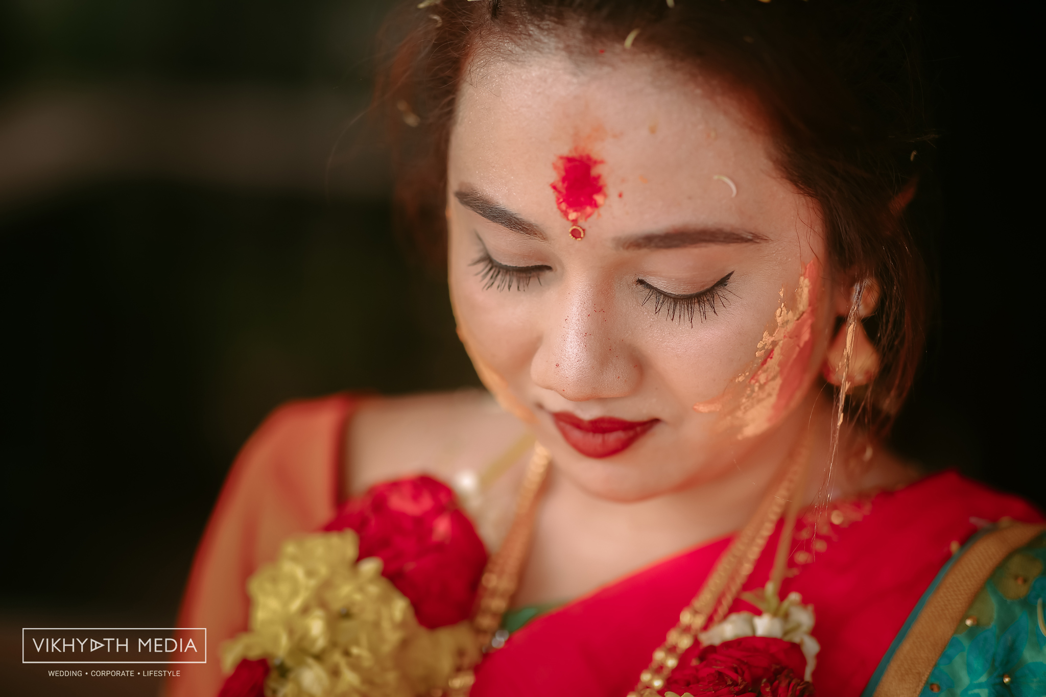 Indian bride in Malaysia