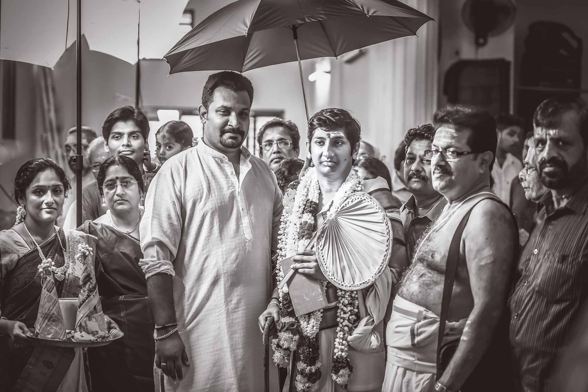 Tamil Brahmin Wedding - Kashi Yatra