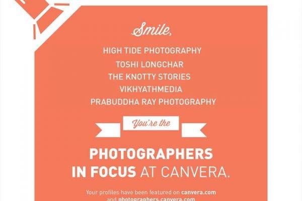 Top wedding photographers in focus - Canvera