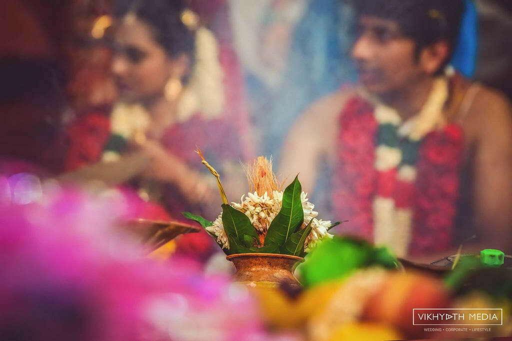 Tamil Brahmin Wedding Photography in Kerala | VikhyathMedia