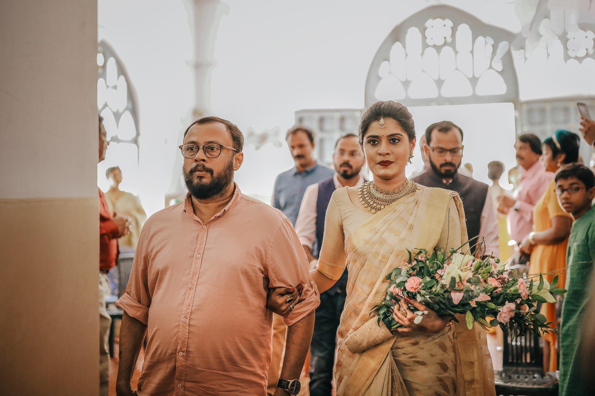 lal-jose-daughter-wedding-photo