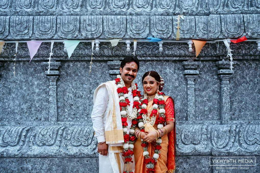 Hindu Malaysian wedding