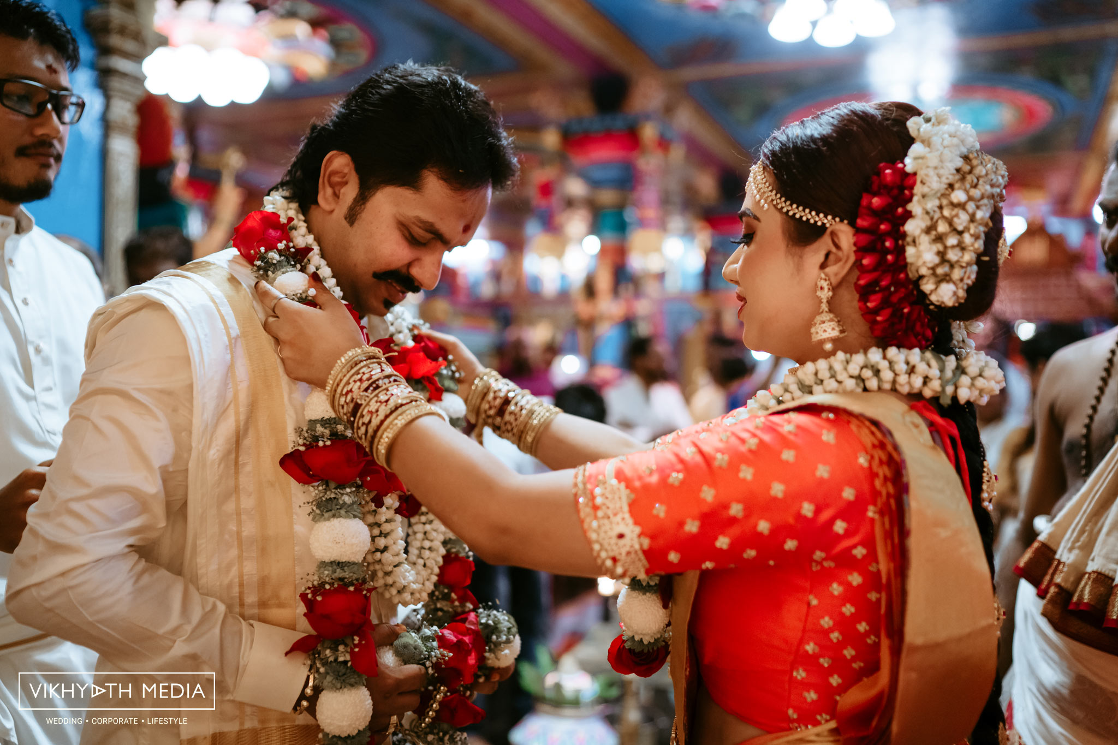 Malaysian tamil Wedding photography