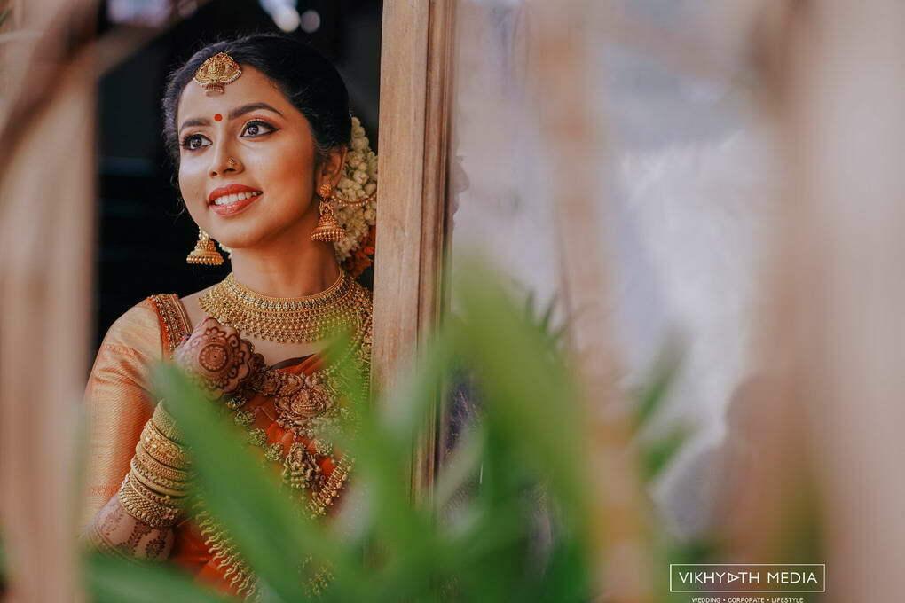 kerala bridal photography
