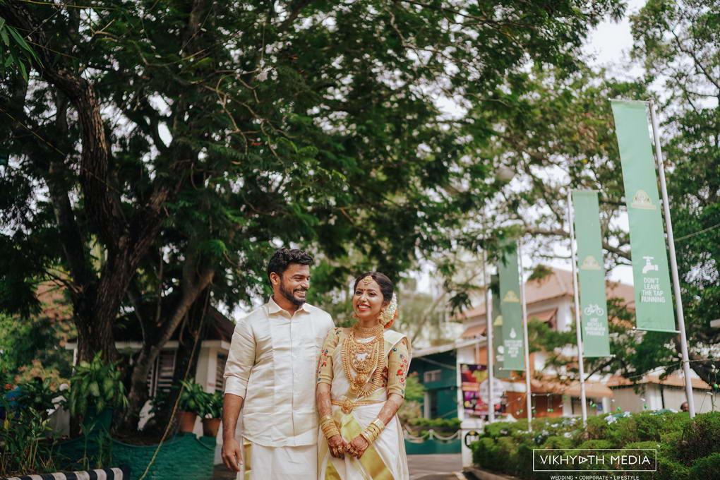 kerala wedding photography coupleshoot